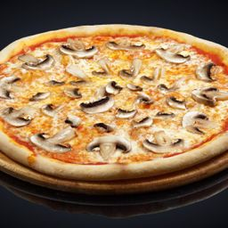 Pizza de 45cm 2 Sabores