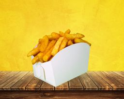 As famosas fritas