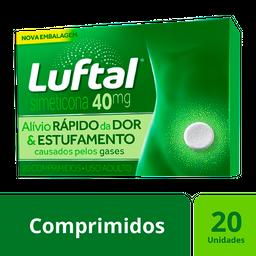 Luftal 20 Comprimidos