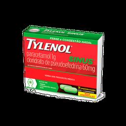 Tylenol Sinus 500 Mg