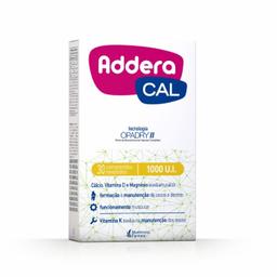 Addera Cal 1.000Ui 30 Comprimidos