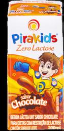 Bebida Lactea Pirakids Zero Lactose Sabor Chocolate 200 mL