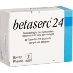 Betaserc 24 mg 30 Comprmidos