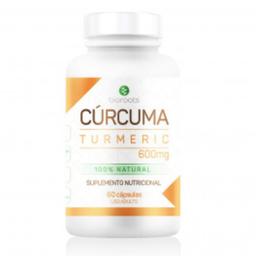 Bioroots Curcuma Turmeric 600 mg 60 Cápsulas