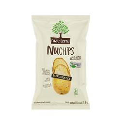 Chips Mãe Terra Orgânico De Batata Assada 32 g