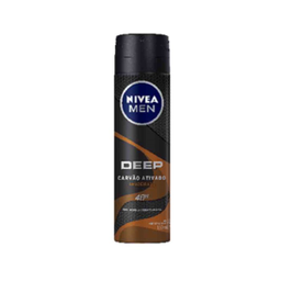 Desodorante Nívea Aerosol Deep Amadeirado 150 mL