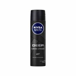 Desodorante Nívea Aerosol Deep Original 150 mL