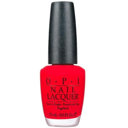 Esmalte Opi Big Apple Red 15 mL