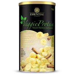 Essential Nutrition Veggie Protein Banana Com Canela 450 g