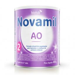 Fórmula Infantil Novamil Ao 2 400 g