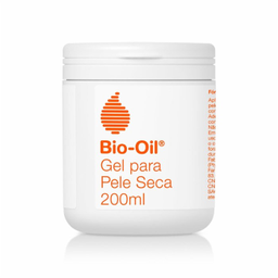 Gel Corporal Bio Oil Para Pele Seca 200 mL
