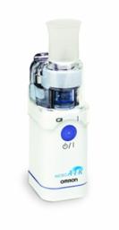 Inalador Nebulizador Omron Rede Vibratoria Ultra Portatil Ne-U22