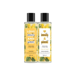 Kit Love, Beauty And Planet Sh + Cond 300 mL