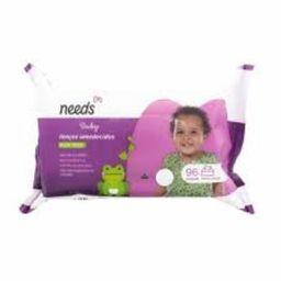 Compre 4 Ganhe 25% Lenços Umedecidos Needs Baby Aloe Vera