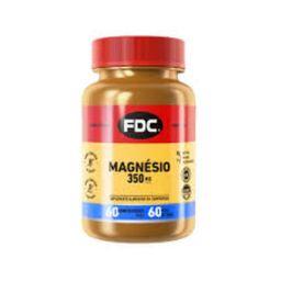 Magnésio Fdc 350 mg 60 Comprimidos