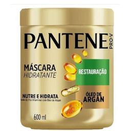 Máscara Capilar Pantene Reparação Óleo De Argan 30 mL