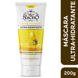 Máscara Ultra Hidratante Tio Nacho, 200G