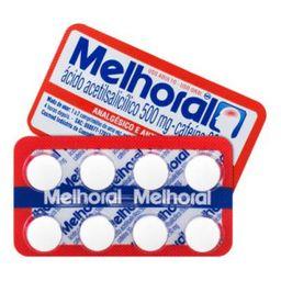 Melhoral Comprimidos Adulto 8 'S