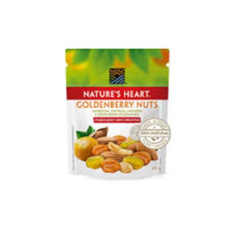 Natures Heart Goldenberry Nuts 65 g