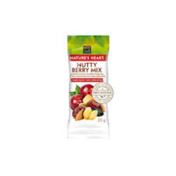 Natures Heart Nutty Berry 25 g