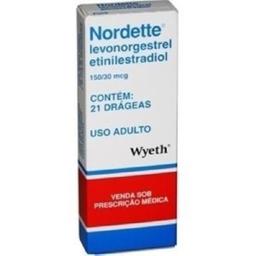 Nordette 21 Comprimidos