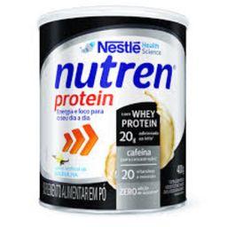 Nutren Whey Protein Baunilha Pó 400 G
