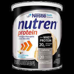 Nutren Protein Baunilha 400 g