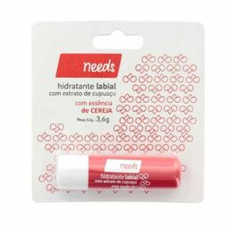 Protetor Labial Needs Sabor Cereja 3,6 g