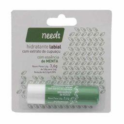 Protetor Labial Needs Sabor Menta 3,6 g