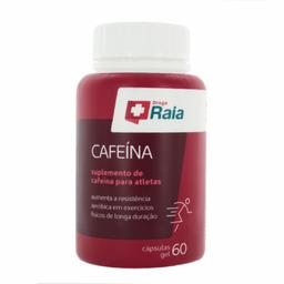 Raia Cafeina 60 Cápsulas
