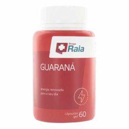 Raia Guarana 60 Cápsulas