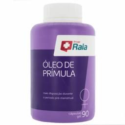 Raia Óleo De Primula 90 Cápsulas