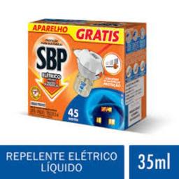 Repelente Sbp Cheiro Suave Aparelho + Refil