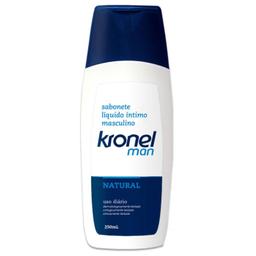 Sabonete Líquido Íntimo Kronel Man 250 mL