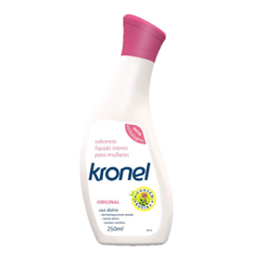 Sabonete Líquido Intimo Kronel Para Mulheres 250 mL