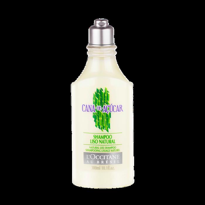 Loccitane Au Bresil Shampoo Cana de Açúcar Liso Natural