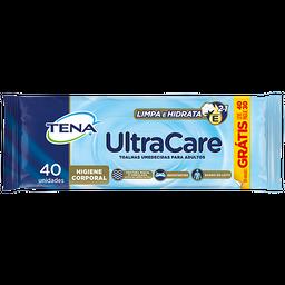 TOALHAS UMEDECIDAS TENA ULTRACARE L40UP30 X12P