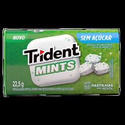 Compre 2 Ganhe 25% Trident Mints Menta 22,5 g