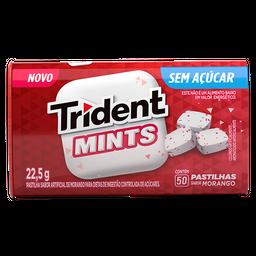 Compre 2 Ganhe 25% Trident Mints Morango 22,5 g