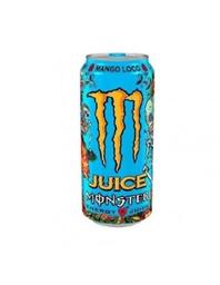 Bebida Energética Monster Mango Loco 473 mL