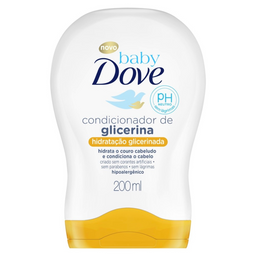 Condicionador Dove Baby Glicerin 200 mL
