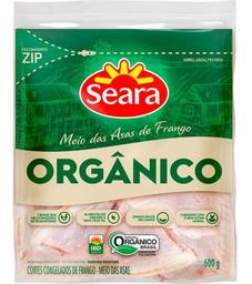 Coxinha Da Asa Orgânica Iqf Seara 600 g