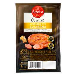 Seara Gourmet Linguiça Cuiabana