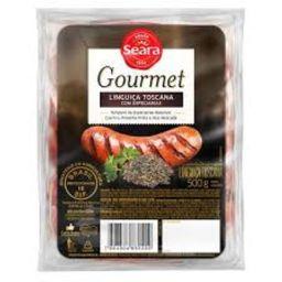 Linguiça Congelada P Biqui Seara Gourmet 500 g