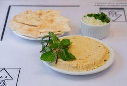 Hummus Tahine - Grão de Bico