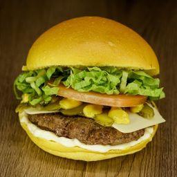 132. Hambúrguer Gourmet Picanha