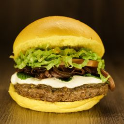139. Hambúrguer Gourmet Kafta