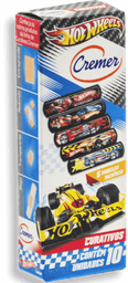 Curativo Cremer Hot Wheels 10 Und