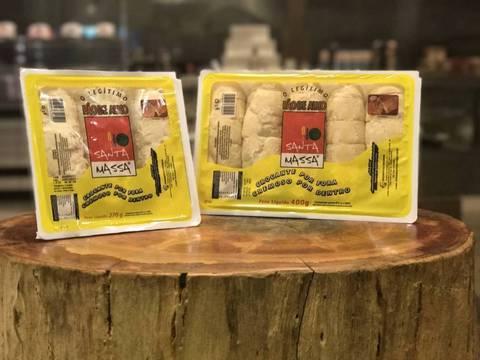 Pão de Alho Santa Massa