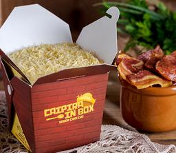 Box Escondidinho de Calabresa e Bacon